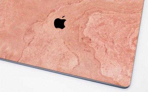 Cover MacBook Pro en pierre