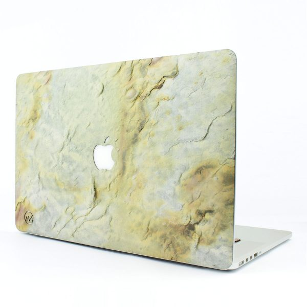 Cover MacBook Pro en pierre