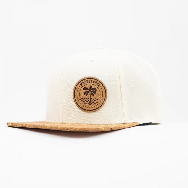 casquette crush white