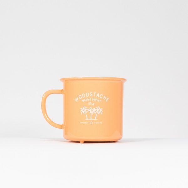 Mug woodstache perso