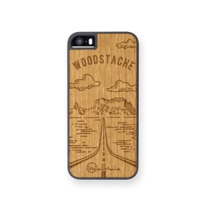 coque arizona en bois woodstache