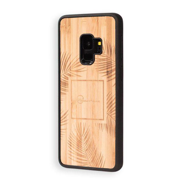 Coque Samsung en bois