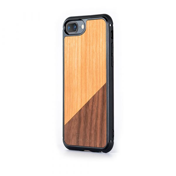 Coque en bois iPhone 6 plus