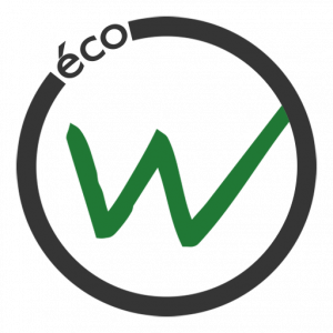 Logo woodstache ecologie