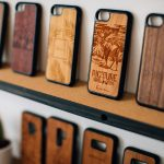 coque iPhone bois picture woodstache