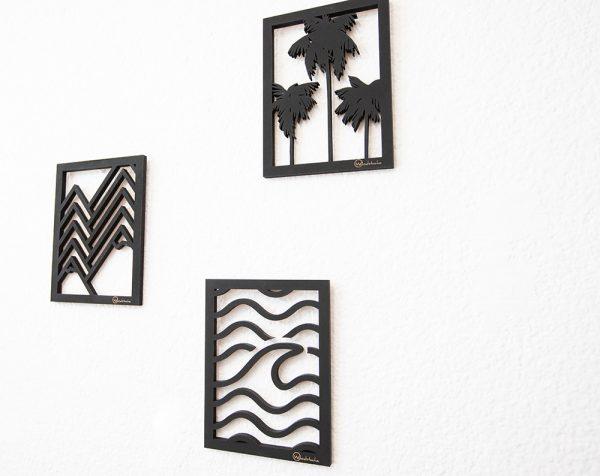 pack tableaux en bois Made in France
