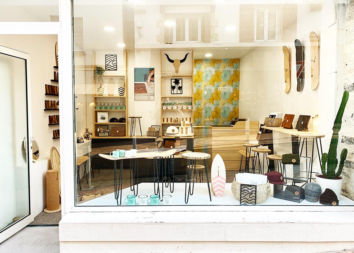 Shop woodstache biarritz
