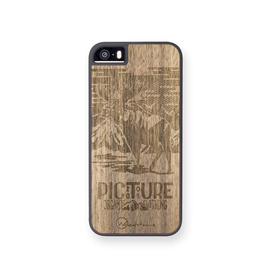 Coque iPhone 5 picture organic clothing