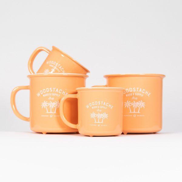 pack mug Woodstache