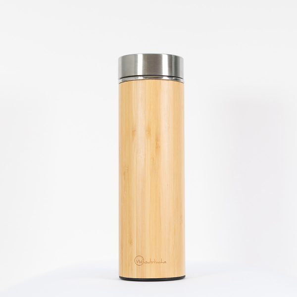 Thermos en bois Woodstache
