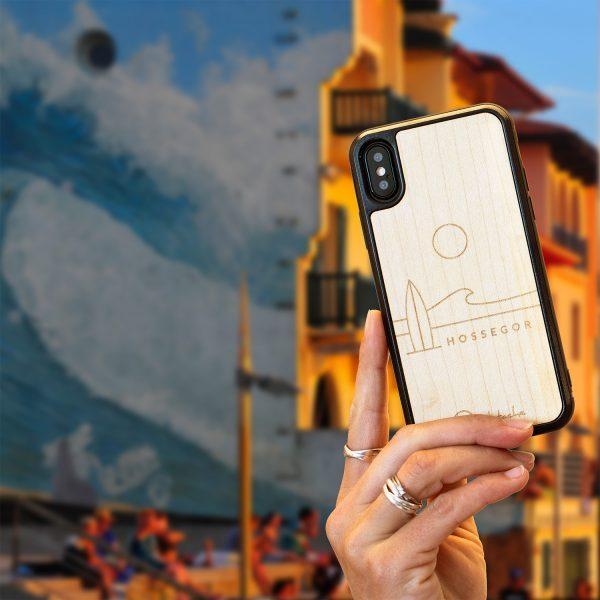 coque iPhone hossegor