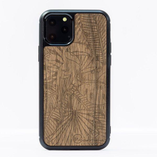 coque iphone 11 en bois