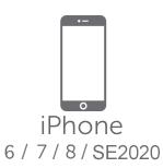 iPhone 6/6S/7/8