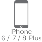 iPhone 6/6S/7/8 Plus