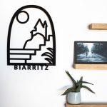 tableau biarritz