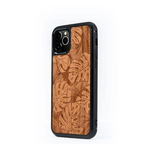 Coque en bois iPhone
