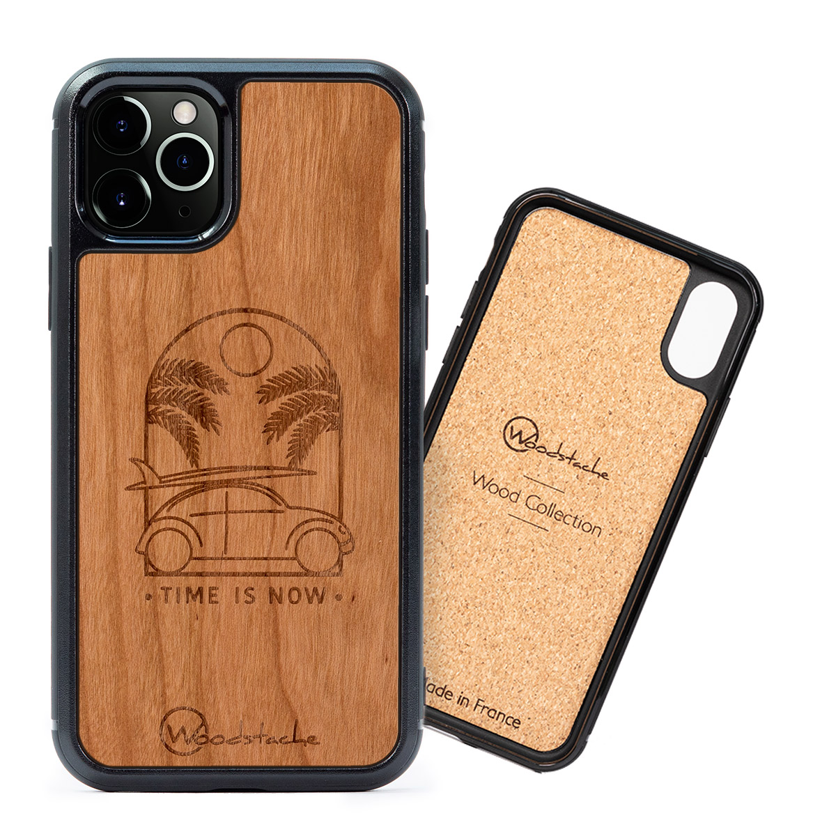 Coque iPhone TIME IS NOW