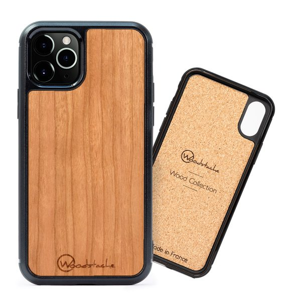 Coque iPhone en bois Wood