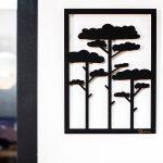 tableau en bois pins