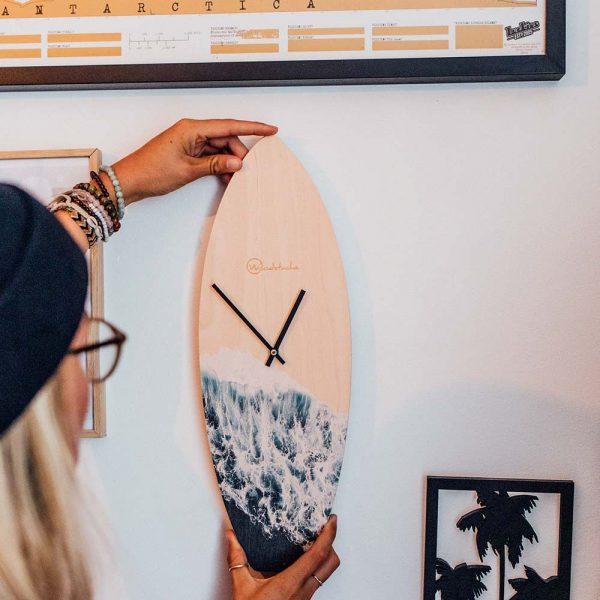 Horloge surf