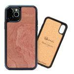 coque iPhone en pierre rouge